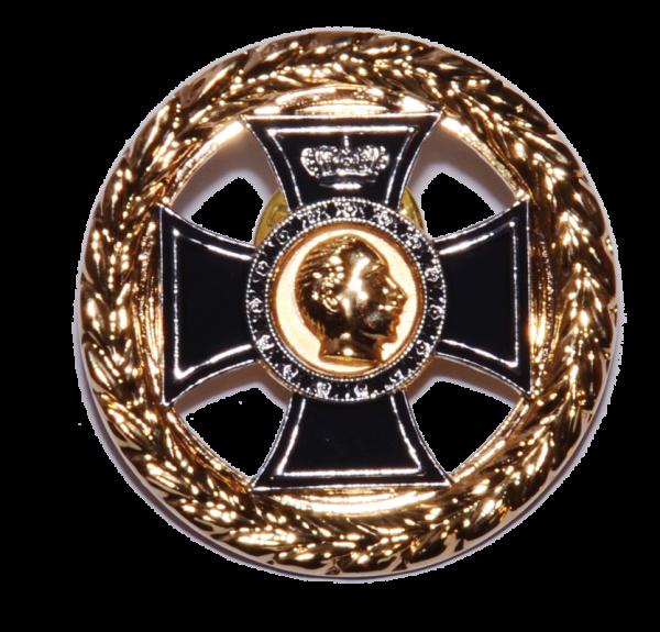 """""""Kaiser Wilhelm II. im goldenen Lorbeerkranz"""""""