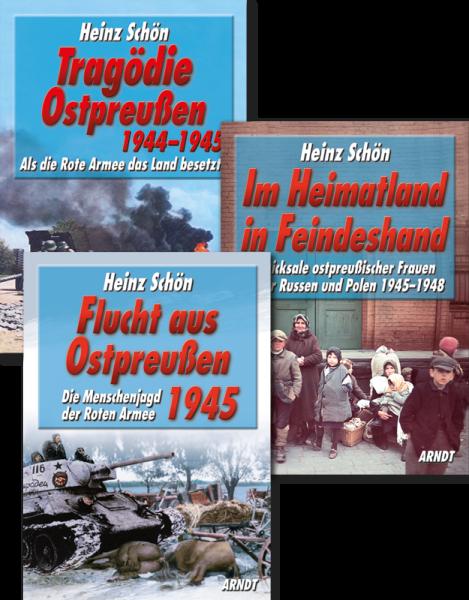 Große Ostpreußen-Trilogie