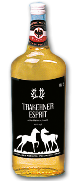 """Trakehner Esprit"""