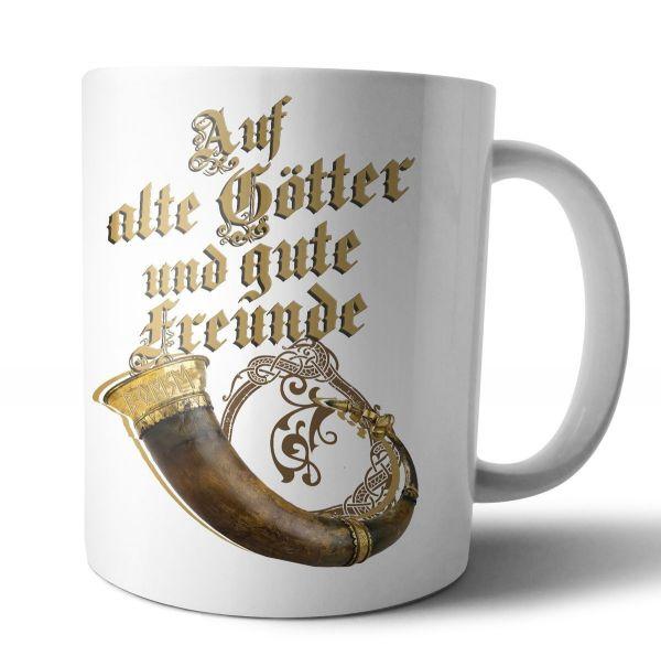 """""""Auf alte Götter und auf gute Freunde"""""""