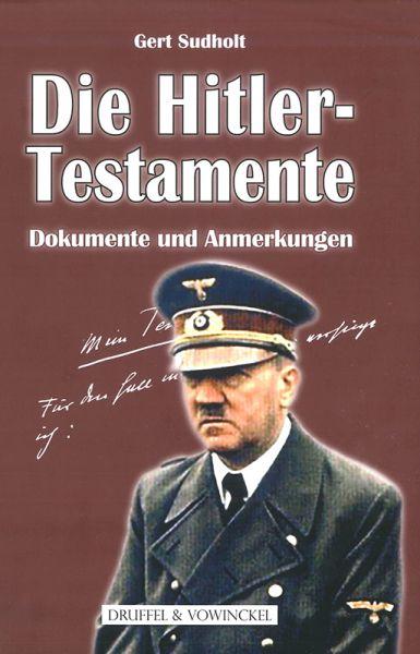 Die Hitler-Testamente