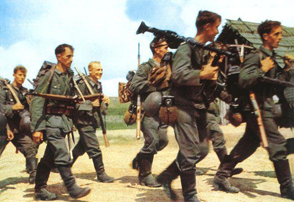 Das deutsche Heer, 12 Karten