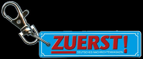 """""""Deutsches Nachrichtenmagazin ZUERST!"""""""