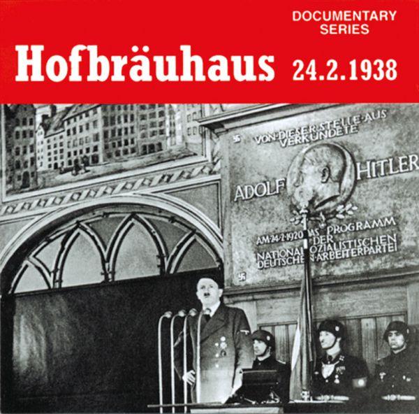 Hitler, Hofbräuhaus 24.2.1938