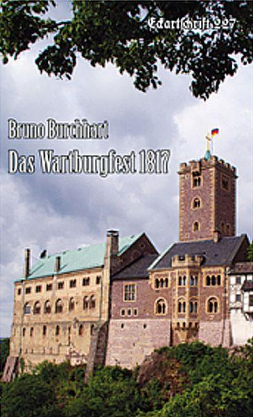 Burchhart, Das Wartburgfest 1817