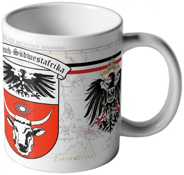 """Deutsch-Südwestafrika"""