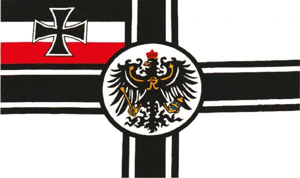 """Aufklebersatz """"Reichskriegsflagge"""""""