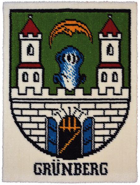 """""""Grünberg - Wappen"""""""