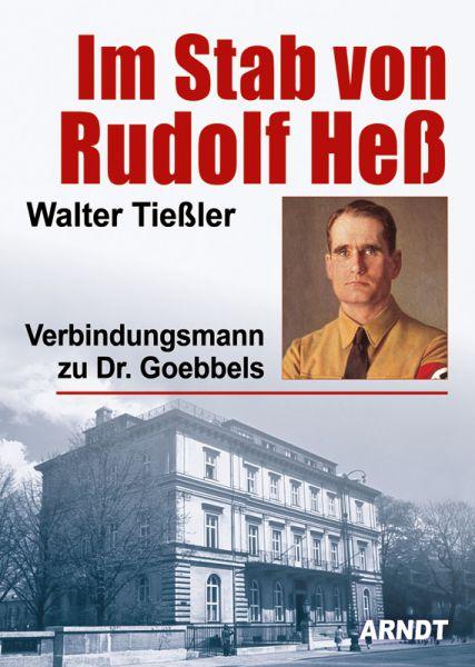 Im Stab von Rudolf Heß