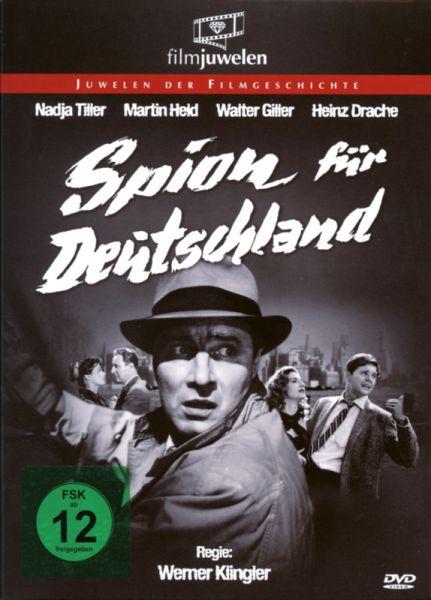 Spion für Deutschland (1956)