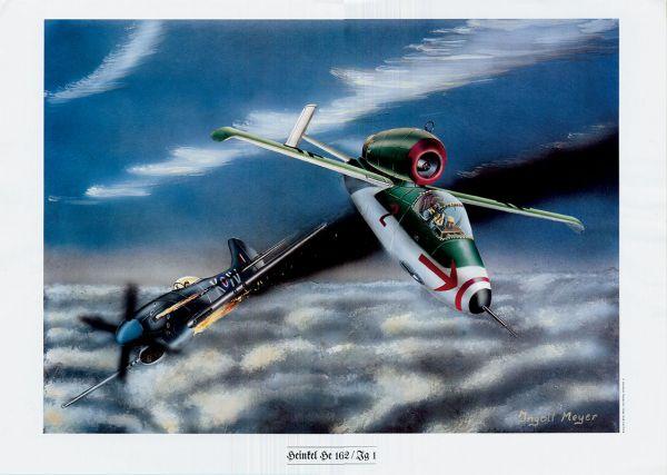 """""""Heinkel He 162"""""""