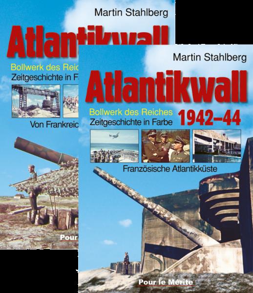 Atlantikwall 1942-44, Band I und II zusammen