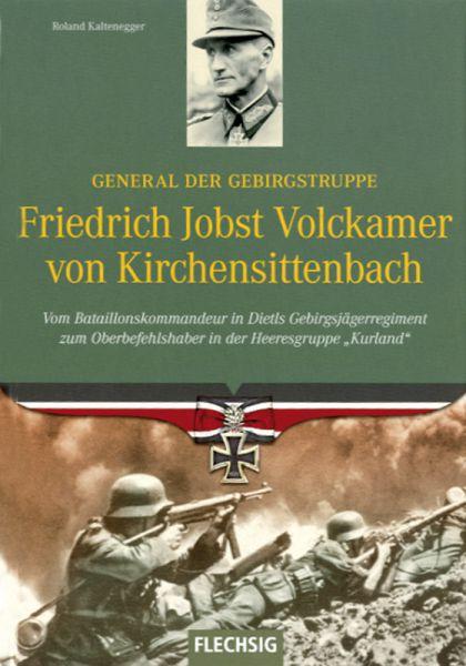 General d. Gebirgstruppe F.J.V. v. Kirchensittenbach