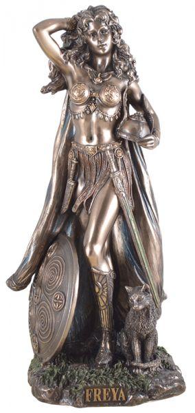 """""""Freya, Göttin der Fruchtbarkeit"""""""