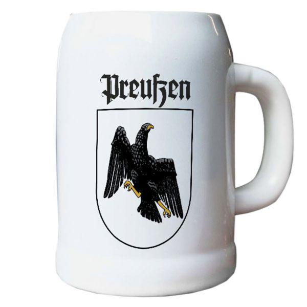 """Keramikkrug """"Preußen"""""""