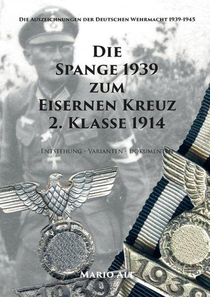 Die Spange 1939 zum Eisernen Kreuz 2. Klasse 1914