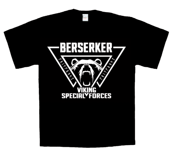 """Berserker Viking Special Forces"""