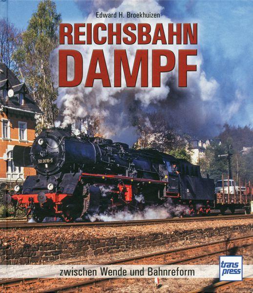 Reichsbahndampf