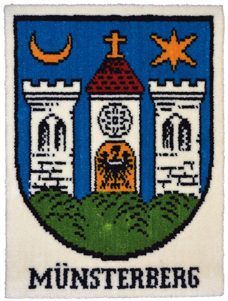 """""""Münsterberg - Wappen"""""""
