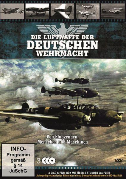 Die Luftwaffe der deutschen Wehrmacht