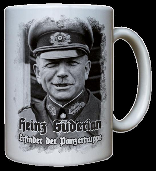 """Becher """"Heinz Guderian"""""""