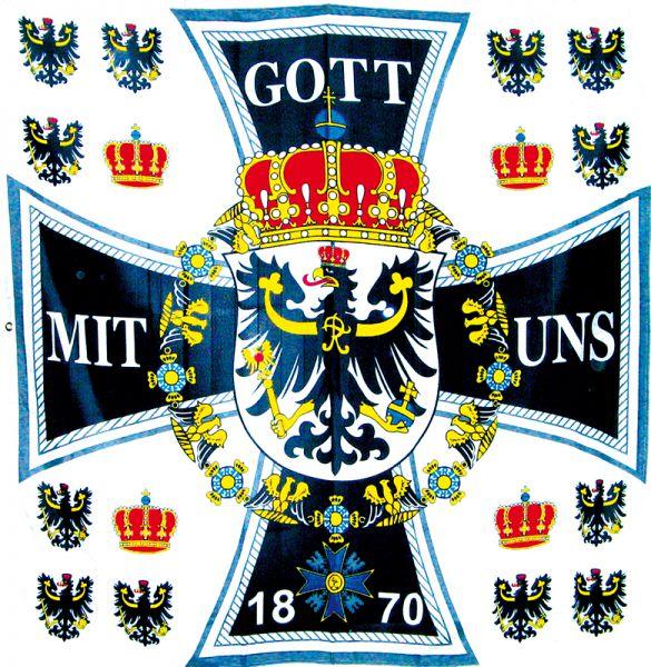 Preußische Standarte des Königlichen Hauses