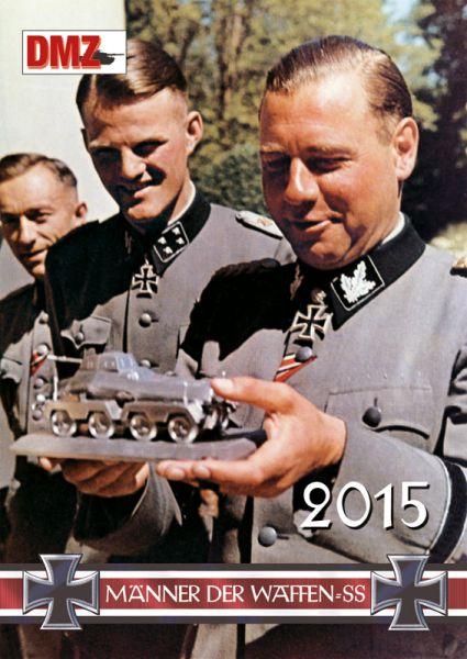 Männer der Waffen-SS 2015