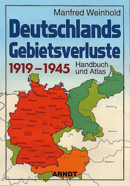 Deutschlands Gebietsverluste 1919–1945