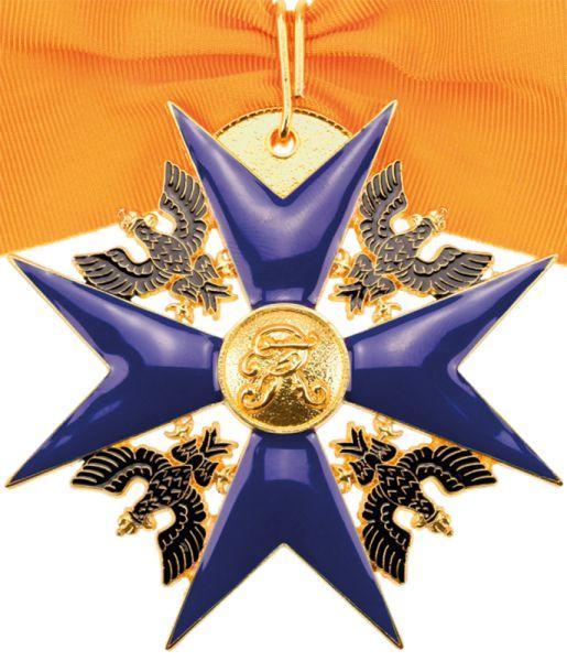 Schwarzer-Adler-Orden Ordenskreuz