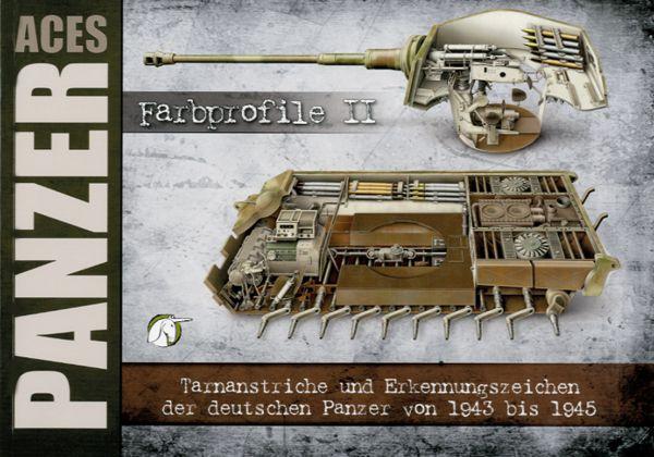 Panzer Aces: Farbprofile II