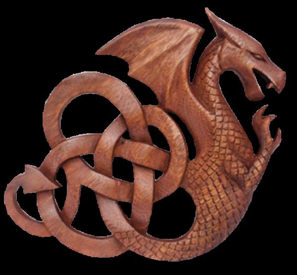 Keltischer Drache