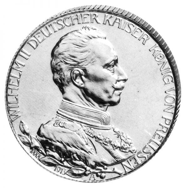 """2 Mark """"Wilhelm II."""""""