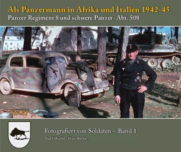 Als Panzermann in Afrika und Italien 1942–45