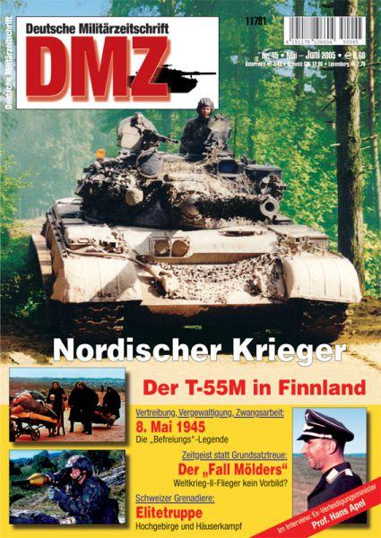 Der T-55M in Finnland