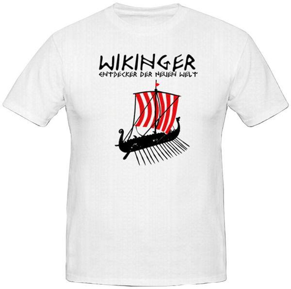 """Wikinger - Entdecker der neuen Welt"""