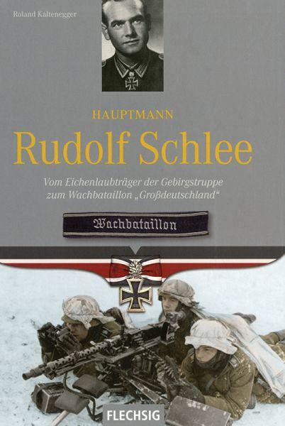 Hauptmann Rudolf Schlee