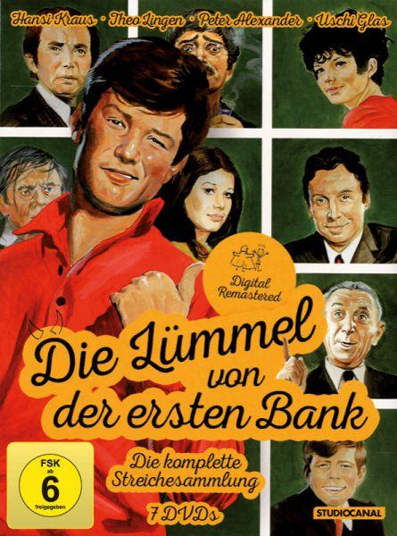 Die Lümmel von der ersten Bank (1967–1972)