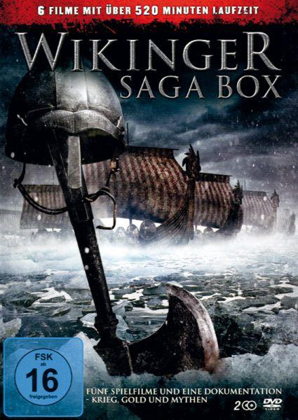Die Wikinger-Saga-Box