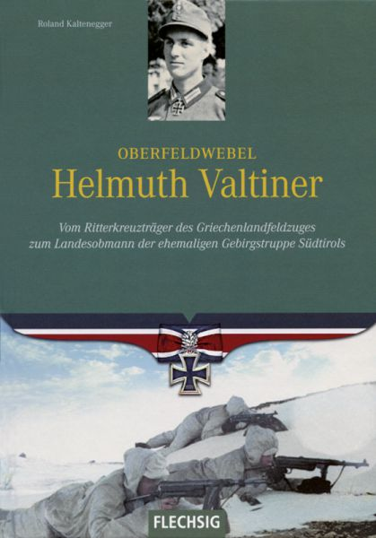 Oberfeldwebel Helmuth Valtiner