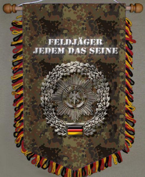 """Feldjäger - """"Jedem das Seine"""""""