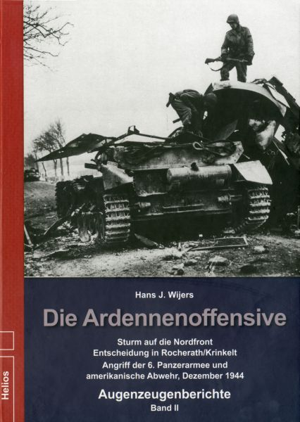 Die Ardennenoffensive
