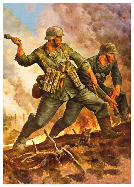 """""""Kämpfer"""" 1943"""