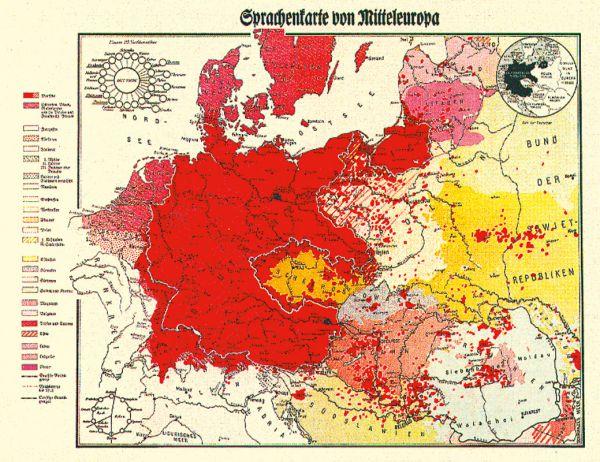 von Mitteleuropa