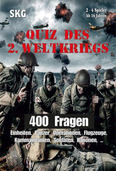Quiz zum 2. Weltkrieg