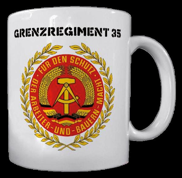 """""""Grenzregiment 35"""""""