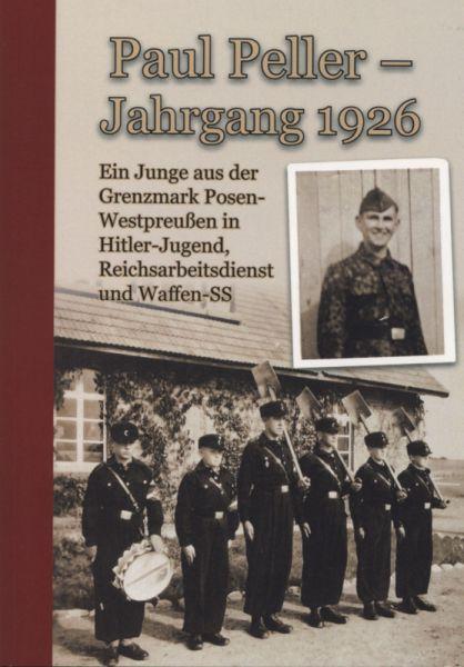Jahrgang 1926 - Ein Junge aus der Grenzmark Posen-Westpr.