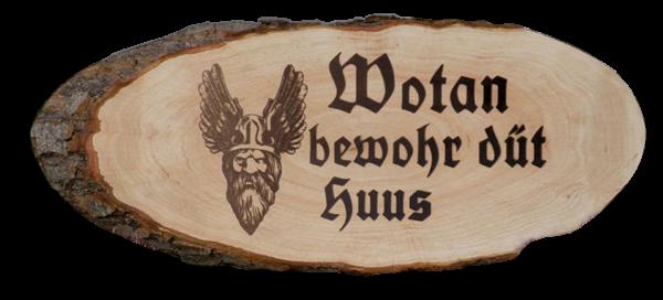 """Wandbild """"Wotan"""""""