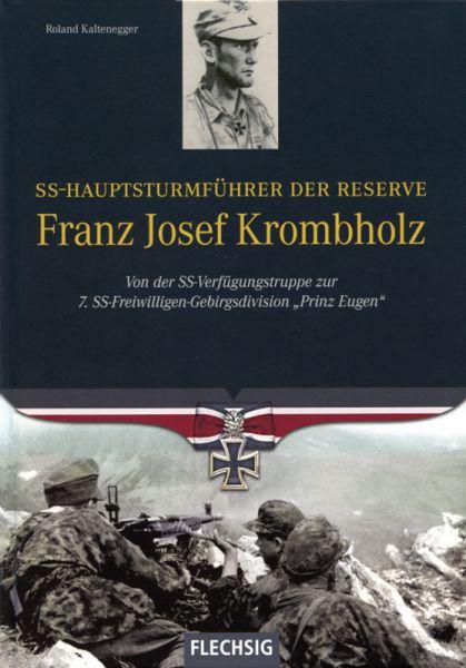 SS-Hauptsturmführer der Res. Franz Josef Krombholz
