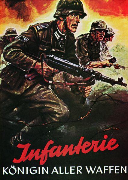 """""""Infanterie - Königin aller Waffen"""""""