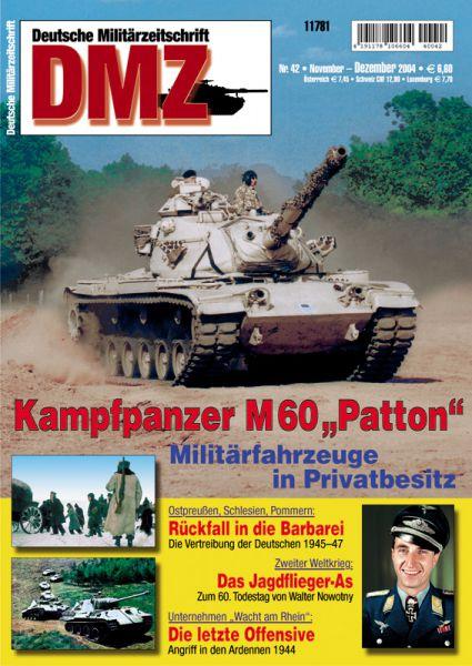 """Kampfpanzer M 60 """"Patton"""""""